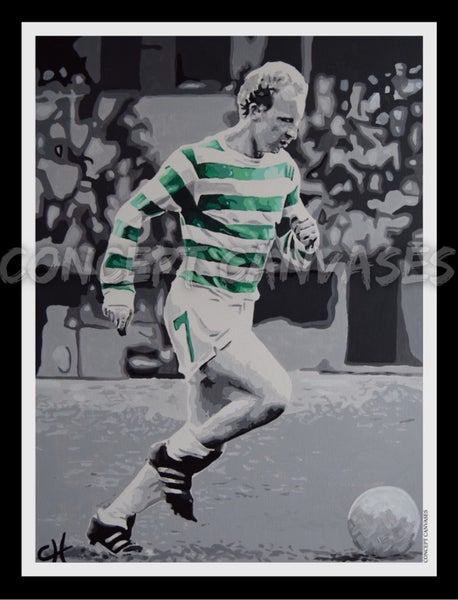 Image of 'The Wee Man' A3 Print