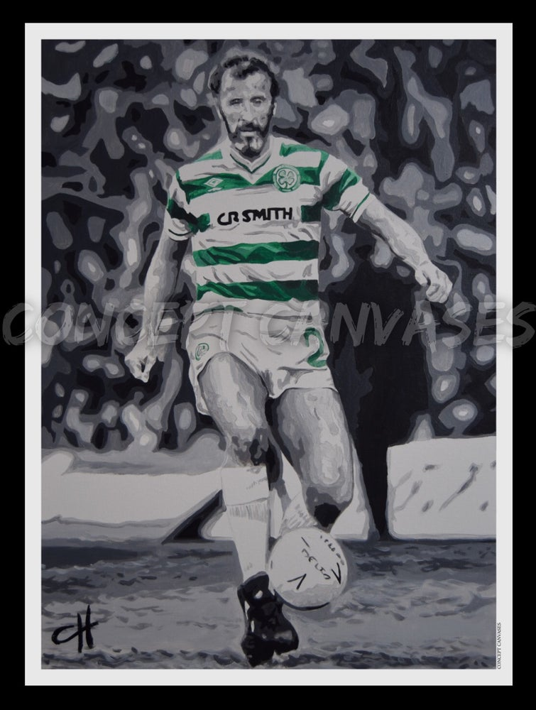 Image of 'Danny Bhoy' A3 Print