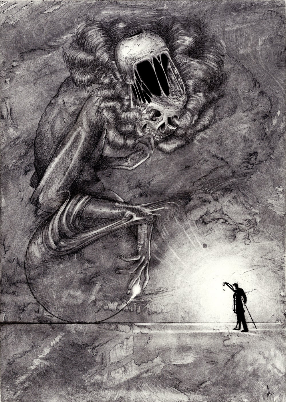 Image of Beyond the Myst - Print