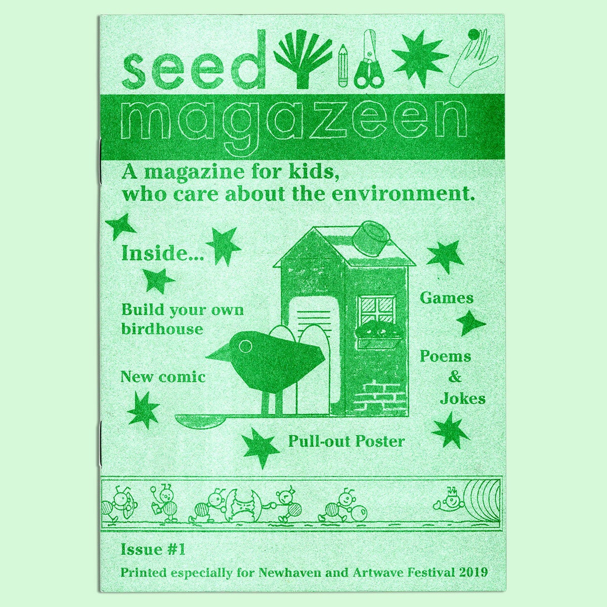 Image of Seed Magazeen - Issue #1