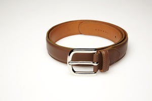 Image of Belt Mocha Leather