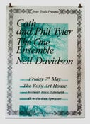 Image of Cath and Phil Tyler Screenprint