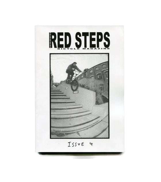 Image of Red Steps Issue 4