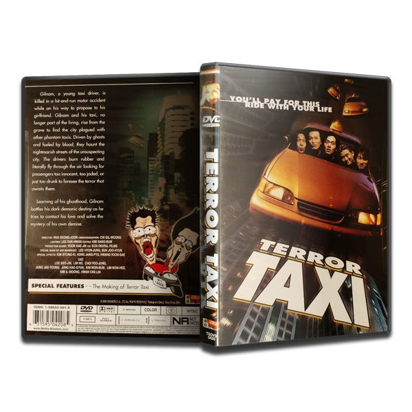 Image of Terror Taxi (DVD)