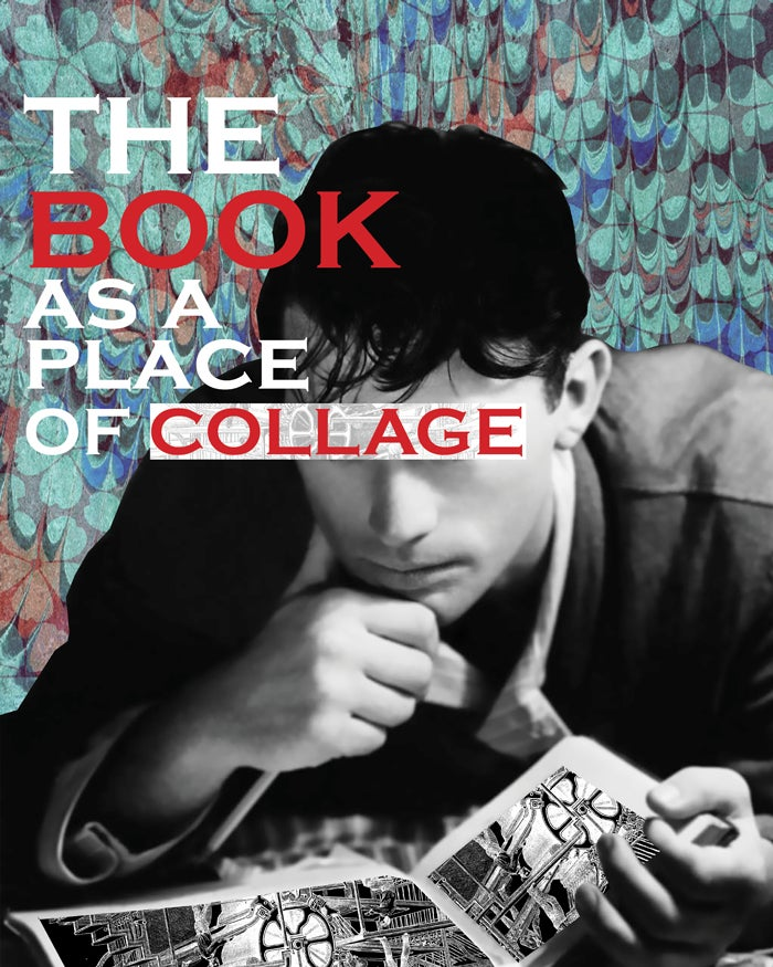 Image of The Book as a Place of Collage