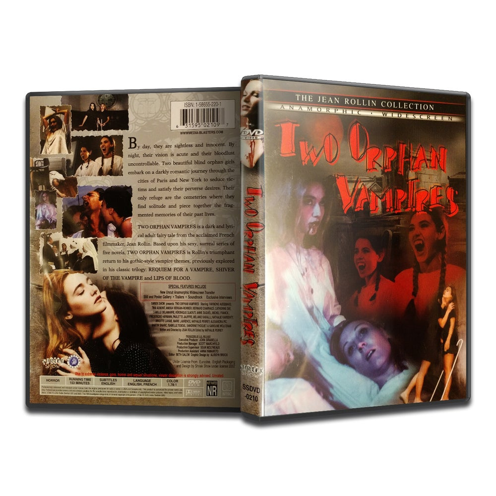 Image of Two Orphan Vampires (DVD)