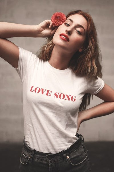 Image of T.SHIRT LOVE SONG