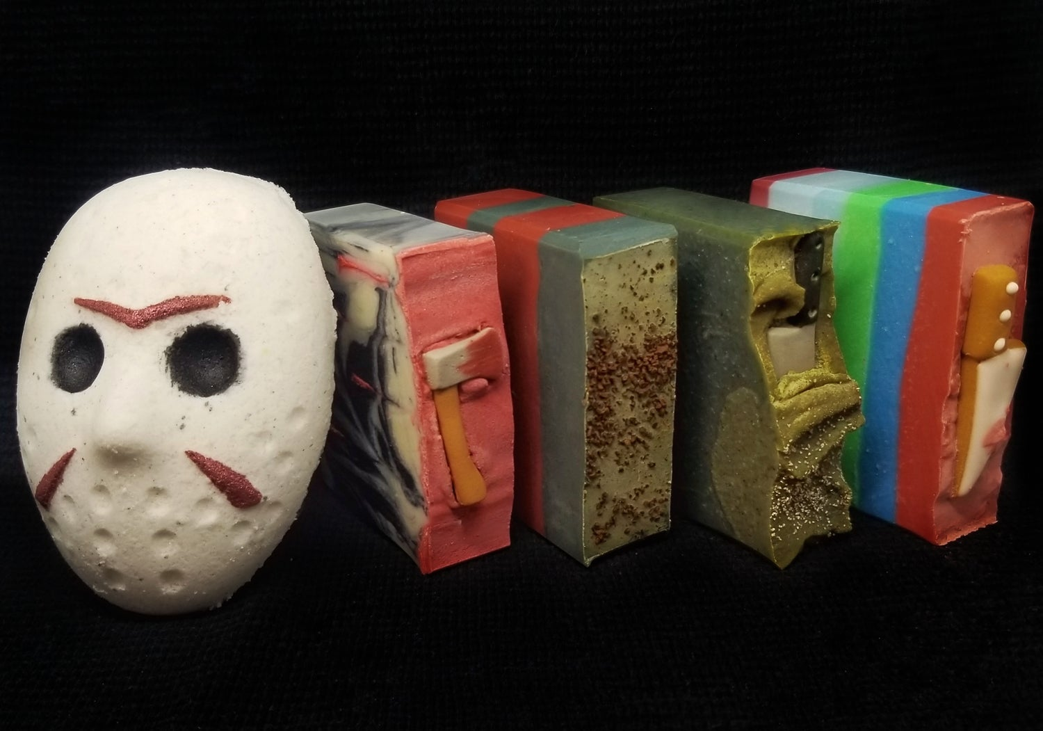 Image of Horror Soap Series