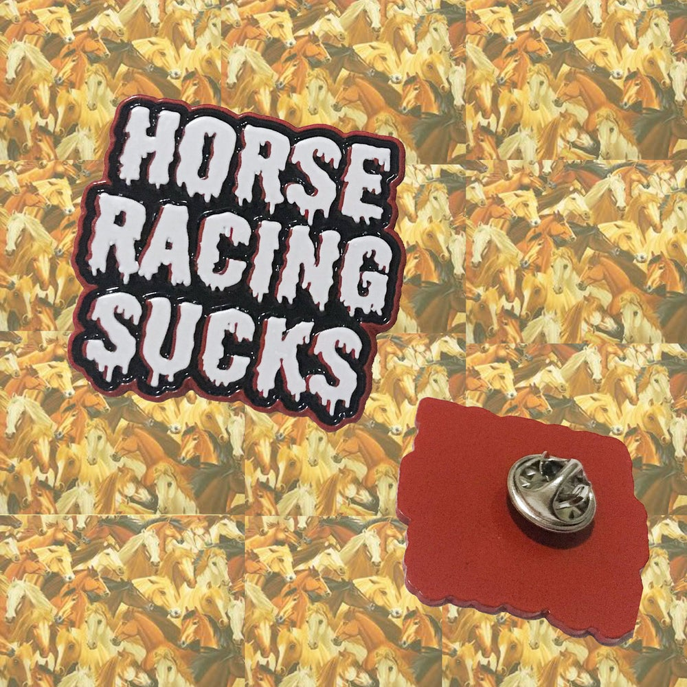 Image of HRS Soft Enamel Pin