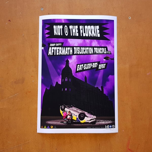 Image of Riot @ The Florrie Print