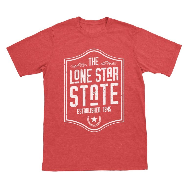 Image of Lone Star State Tee