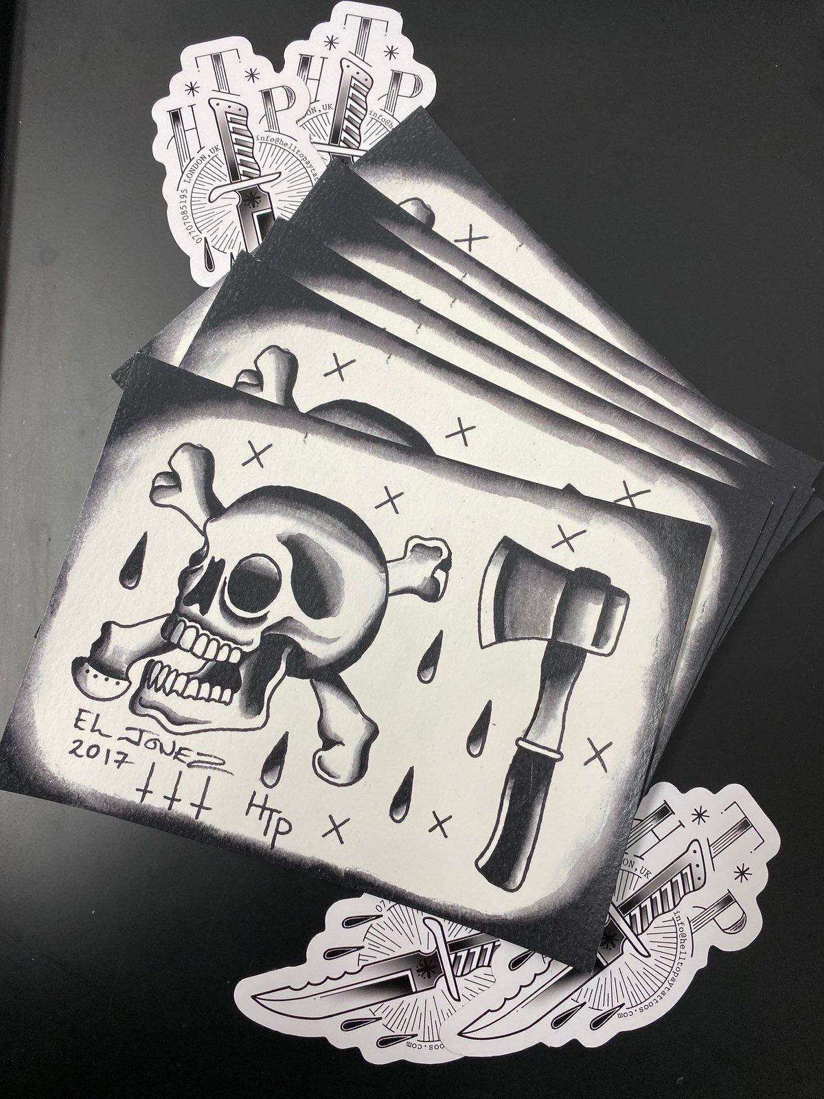 Image of EL JONEZ PRINT