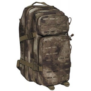"Image of US Rucksack, Assault I, ""Laser"", coyote tan"