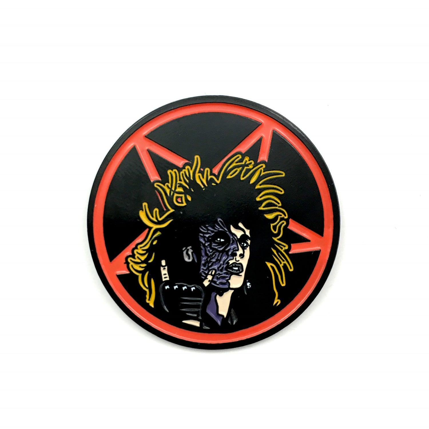 Image of Sammi Curr (Enamel Pin)