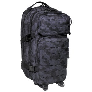 "Image of US Rucksack, Assault I, ""Laser"" night-camo"
