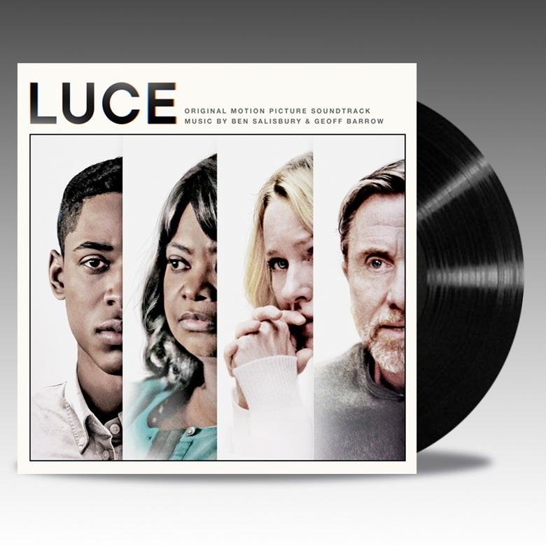 Image of Luce Original Motion Picture Soundtrack '180 Gram Black Vinyl' - Ben Salisbury & Geoff Barrow