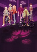 Image of Stranger Things A3 print