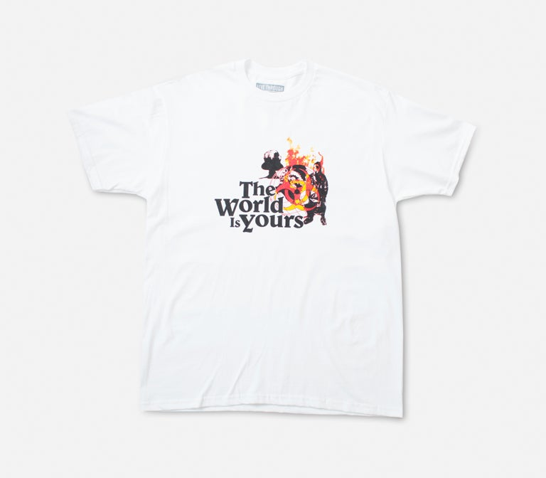 Image of The World Is Yours Tee