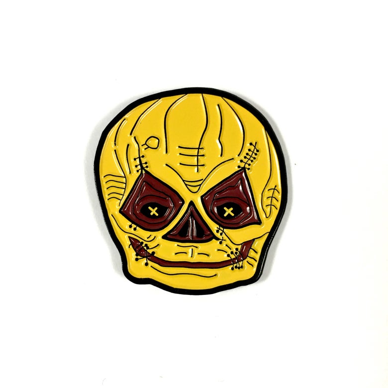 Image of Sam (Enamel Pin)