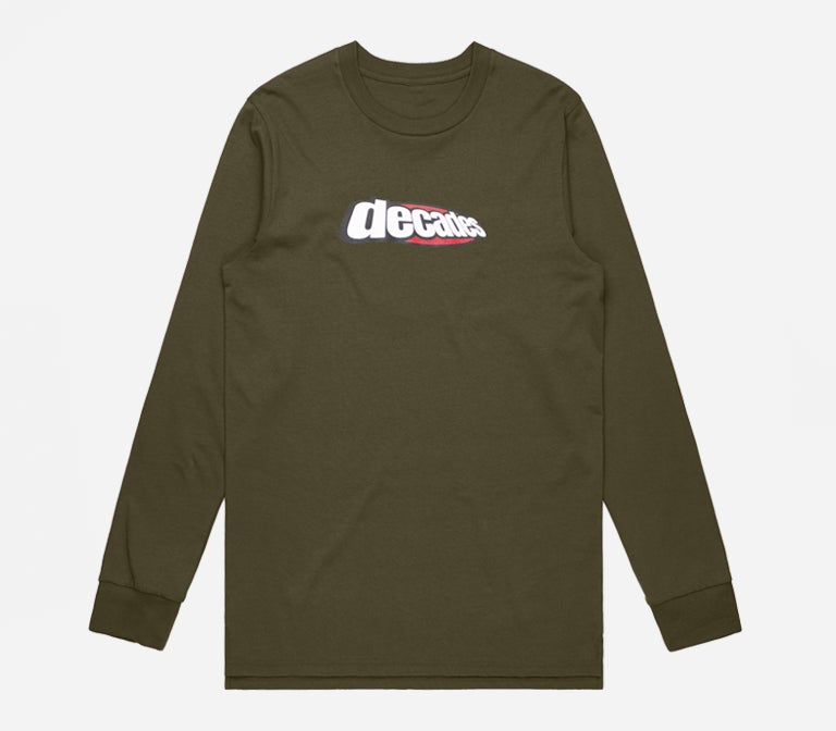 Image of Oval Long Sleeve Tee
