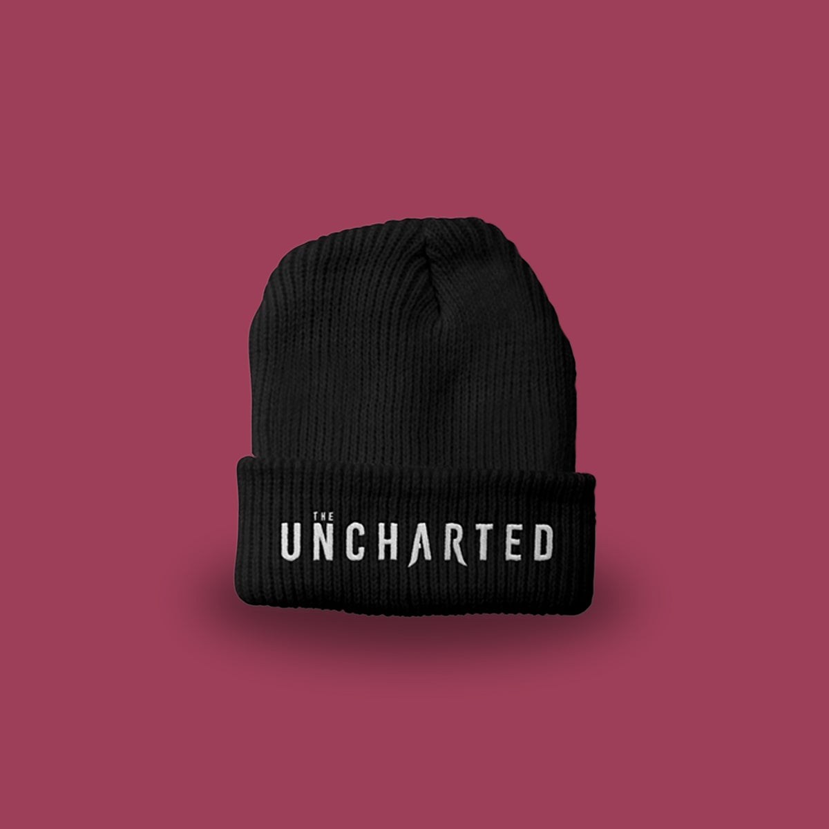 Image of 'THE UNCHARTED' BEANIE