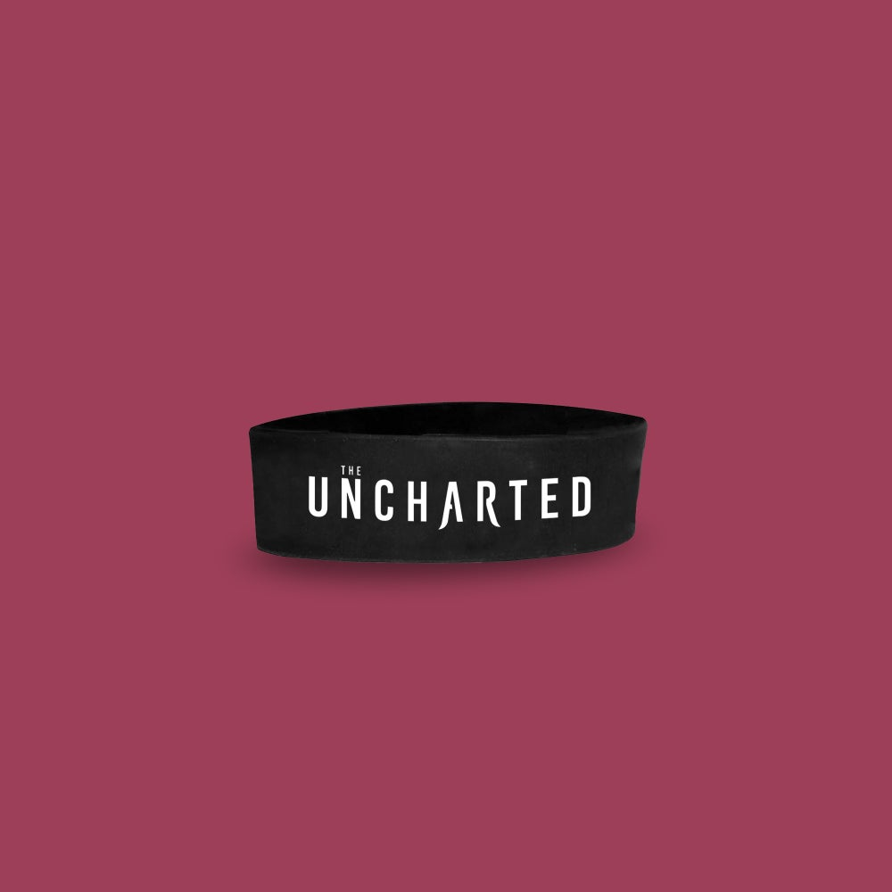 Image of 'THE UNCHARTED' WRISTBAND