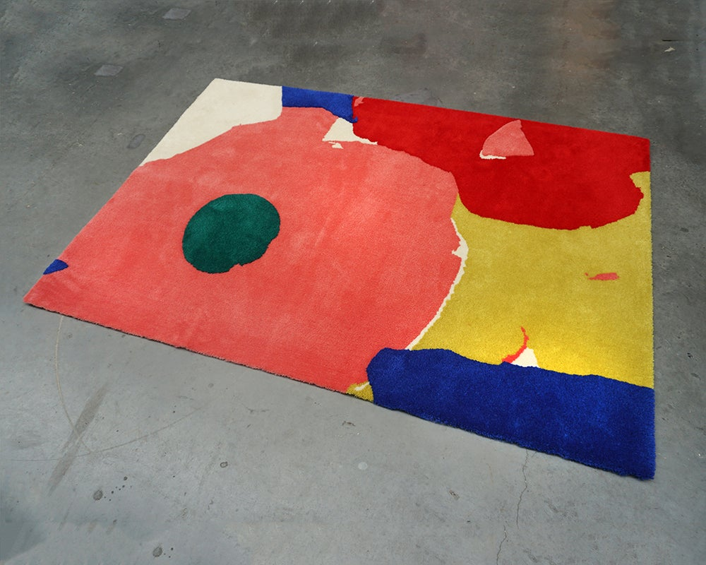 Image of Flower Rug