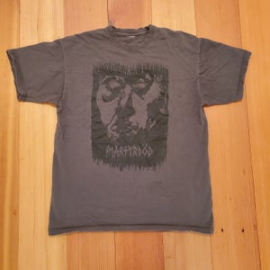 "Image of Martyrdod ""Face"" Shirt Large"