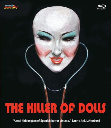 Image of KILLER OF DOLLS - retail edition