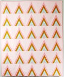 Image 1 of the MODERN ARROWS quilt PDF pattern