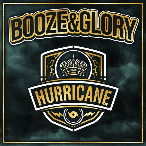 Image of Booze & Glory HURRICANE LP/CD