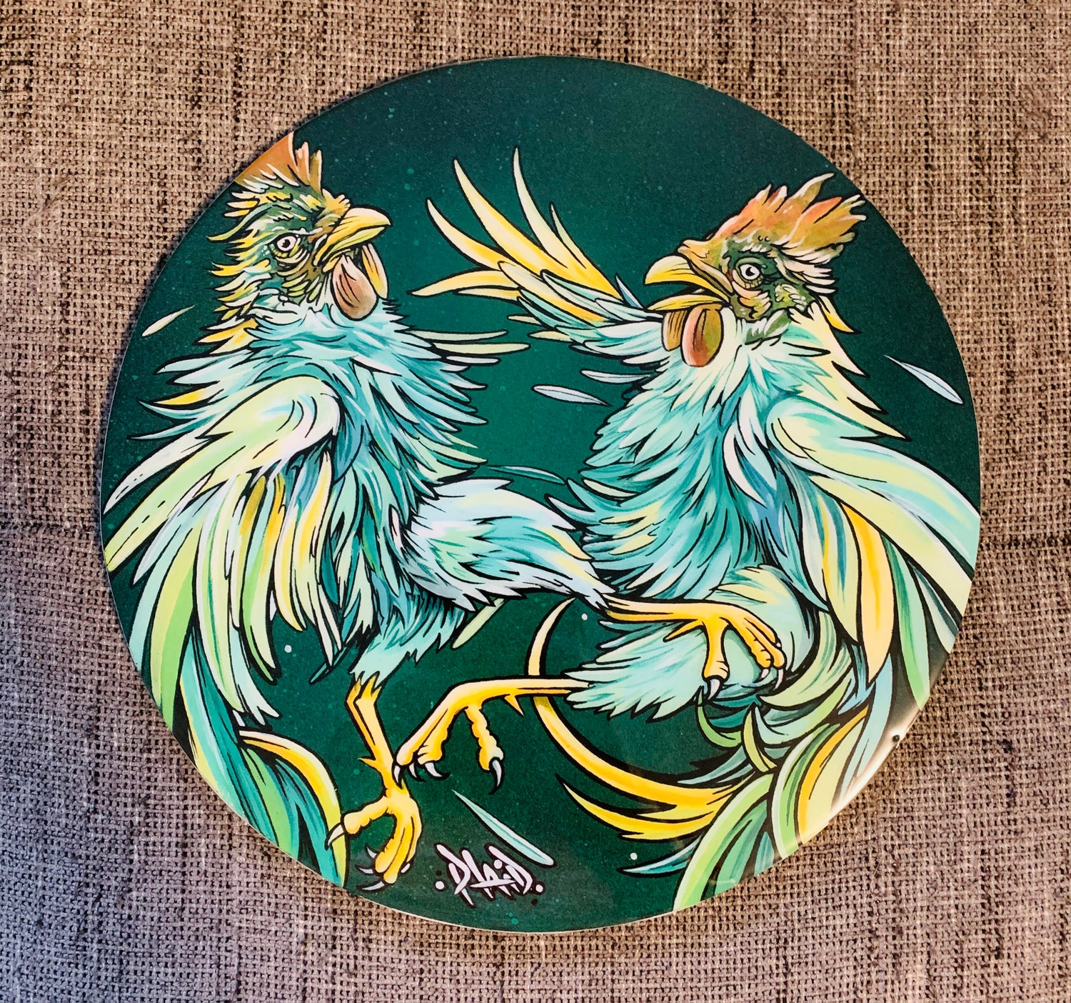 Image of Cock Fight