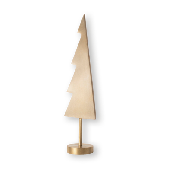 Image of Solid brass tree by Ferm Living - 50% off