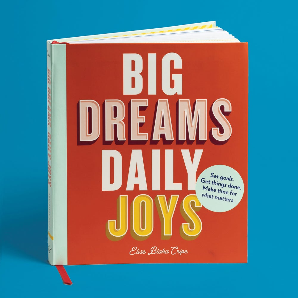 Image of signed BIG DREAMS DAILY JOYS