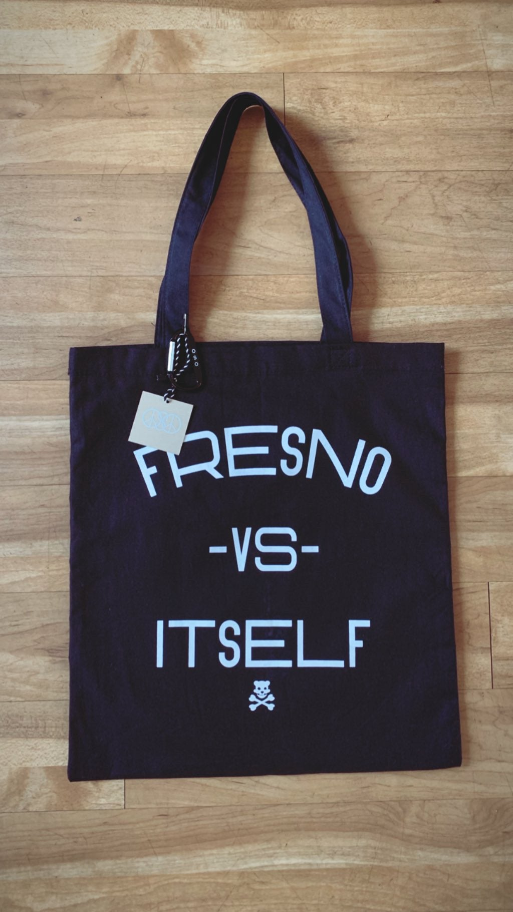 FRESNO VS. ITSELF | Tote Bag