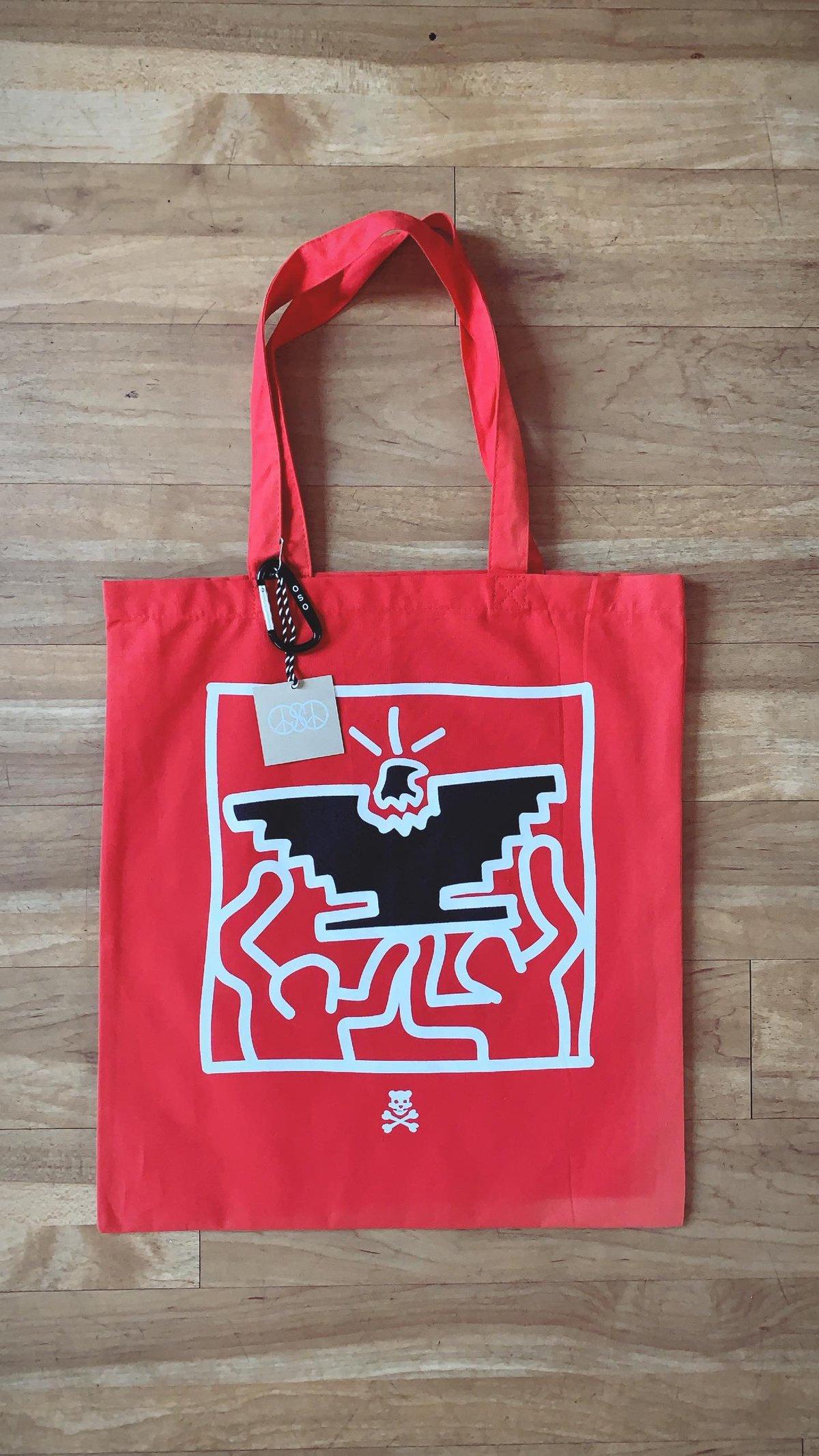 B L K ° E A G L E   Tote Bag