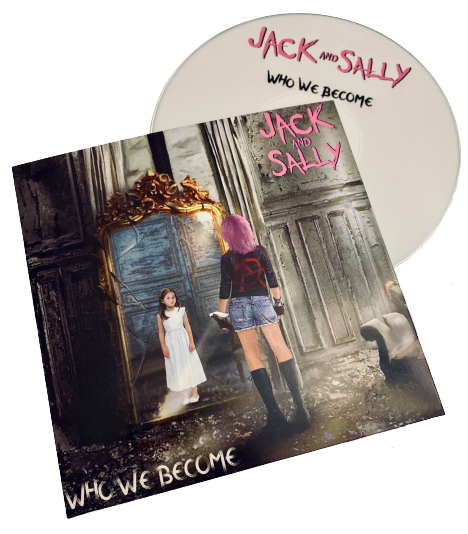 "Image of ""Who We Become"" CD"