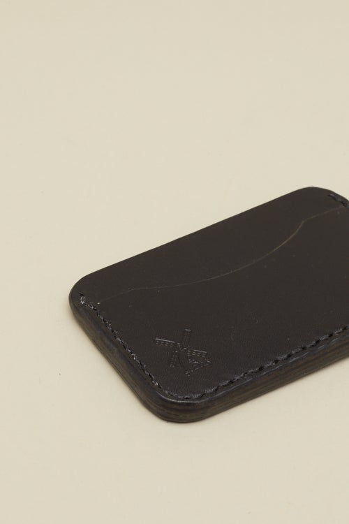 Image of Card holder in Coal