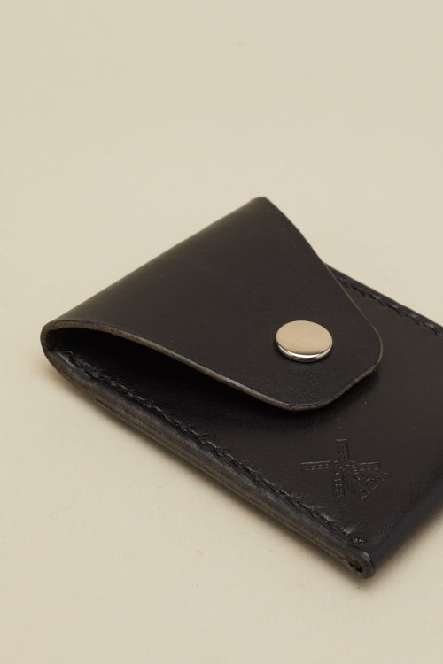 Image of Card Pouch in Coal