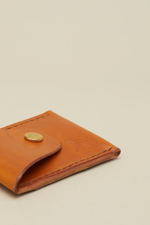 Image of Card Pouch in Tan