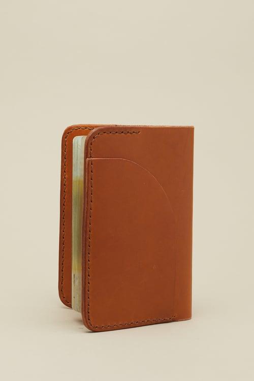 Image of Passport Case in Tan