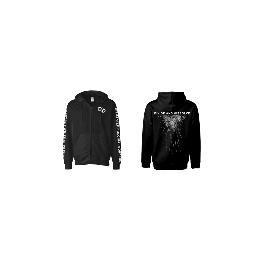 Image of Hoodie Divide and Dissolve
