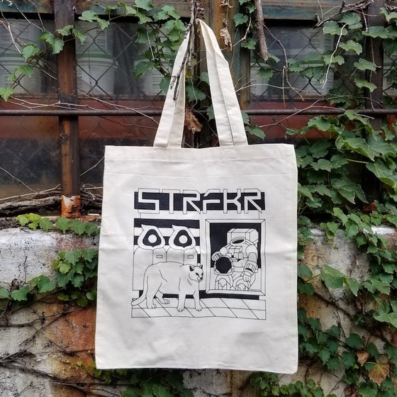 Image of STRFKR Tote by Homeless Cop