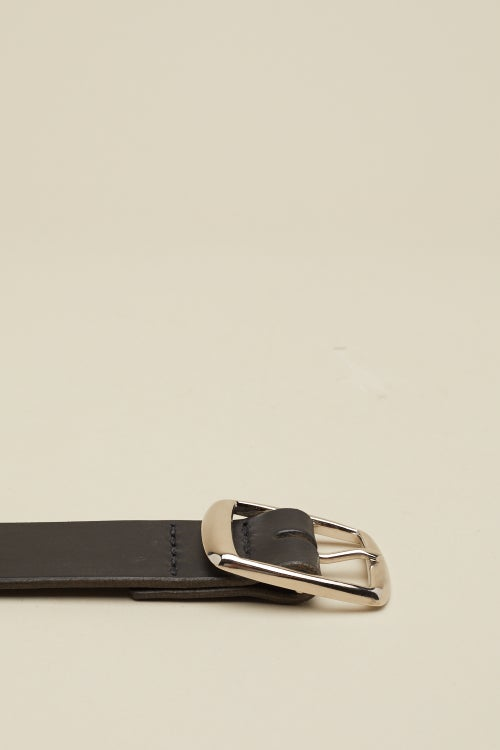 Image of Square Buckle in Coal