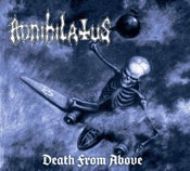 "Image of Annihilatus ‎– Death from Above 12"" LP"