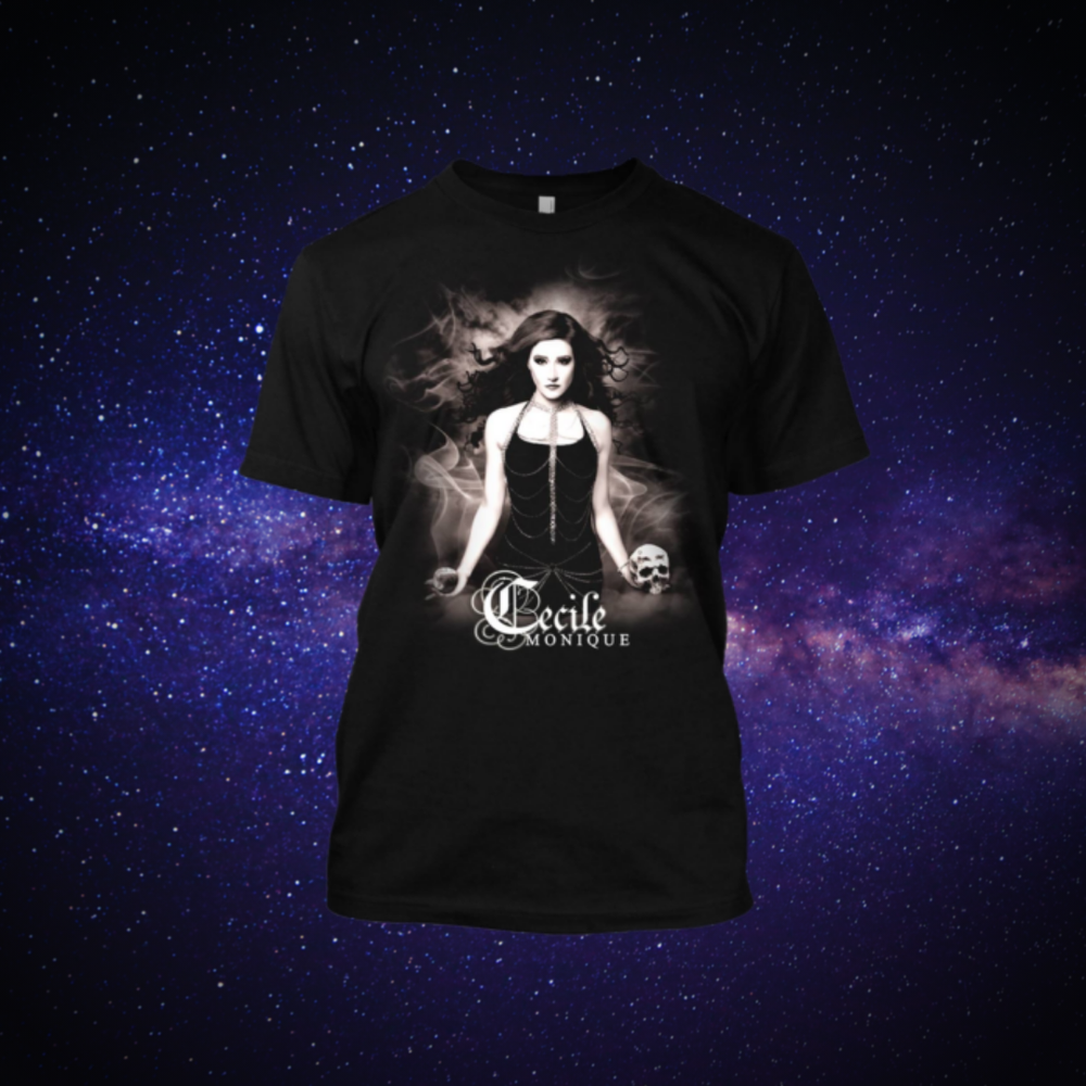 Image of Cecile Monique - GENESIS - Graphic Tee
