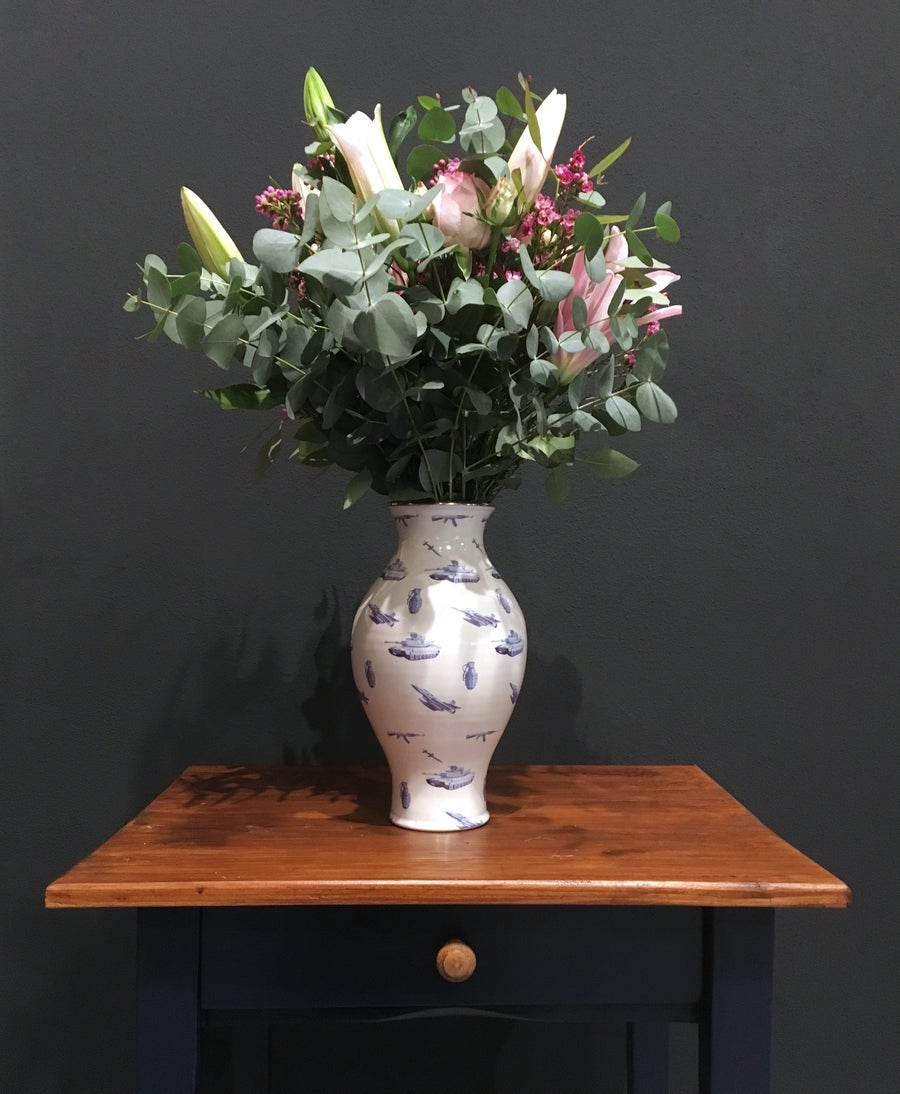 Image of ESCIF - Say it with Flowers | VASE