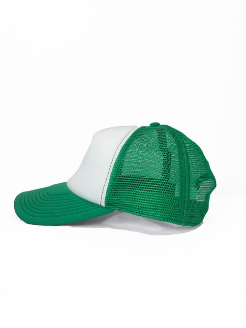 Image of L777 CC CAP (GREEN/WHITE)