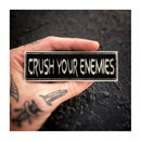 Image 2 of Crush Your Enemies glow patch