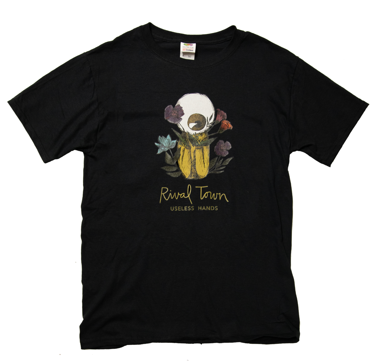Image of Useless Hands T-Shirt (Black)